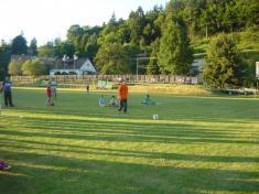 90.výročie organizovaného futbalu v Hronci