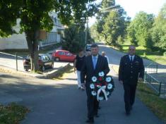 Oslavy 68.výročia Slovenského národného povstania