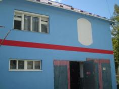 Oprava budovy požiarnej zbrojnice