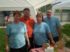 Súťaž o najchutnejšiu haruľu -17.9.2011 vo Valaskej