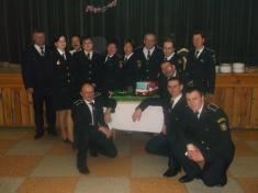 15. hasičský bál - 2013