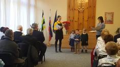 Oslavy 74.výročia oslobodenia obce Hronec