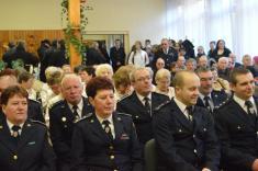 Oslavy 70.výročia oslobodenia obce Hronec
