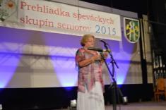 Okresná prehliadka speváckych skupín a sólistov seniorov