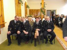 Oslavy 69.výročia oslobodenia obce Hronec