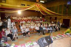Okresná prehliadka speváckych skupín a sólistov seniorov okresu Brezno