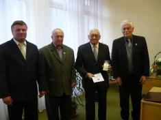 Spomienkové oslavy 68.výročia oslobodenia obce Hronec